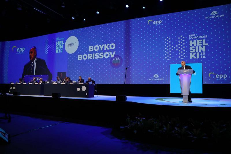 Бойко Борисов директно от Хелзинки: Има ли дисциплина в ЕНП, или няма?