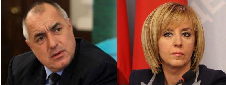 Мая Манолова: Поведението на Бойко Борисов е жалко!