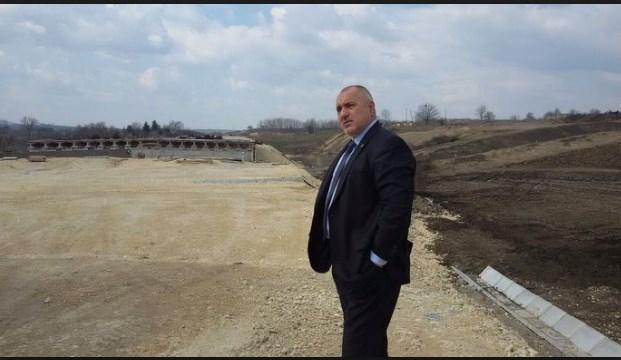 """Борисов за """"Хемус"""": """"Правим я ударно! В мечтите на БСП това се нарича индустриализация"""""""