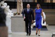 Има ли разкол в президентската двойка Румен Радев и Десислава Радева?! Рейтингът ли е виновен?
