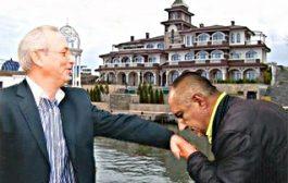 Очаква се почетния председател на ДПС Ахмед Доган да скастри Борисов!