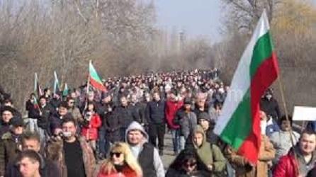 Готвят се огромни февруарски протести за сваляне на Борисов 3.