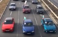 Протест – шествие срещу високите цени на горивата в София! БЪЛГАРИ НЕ БЪДЕТЕ ОВЦЕ!!! (ВИДЕО)