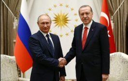 Ердоган отива в Сочи да се срещне с руския президент Владимир Путин!