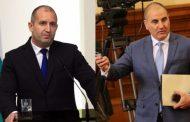 Цветанов обвини президента Радев, че търси конфронтация чрез налагане на вето!