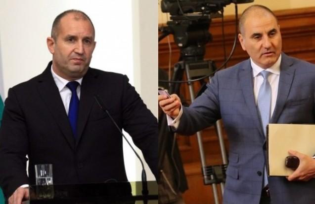 Разбра се защо Цветанов се страхува от правителство на Радев!