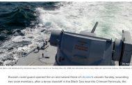 Шест години затвор грозят украинските моряци, арестувани от руските военни