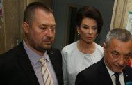 Петър Харалампиев на летището във Виена: Защото му даваш пари! Не му давай, бе!