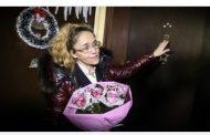 Десислава Иванчева си е у дома