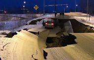 Трагедия!! Земетресение разруши мостовете и магистралите!