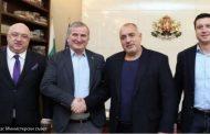 Джокович изпрати много поздрави на Борисов