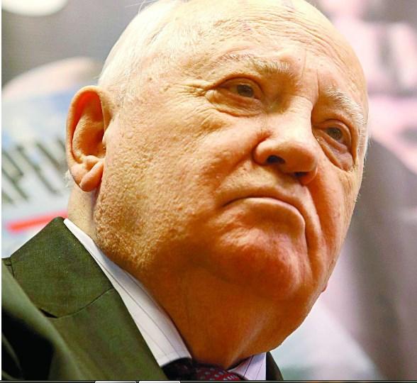 """Михаил Горбачов: Светът се намира """"на ръба на нова надпревара във въоръжаването"""""""