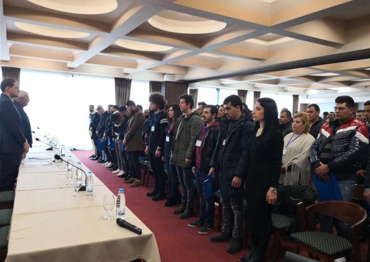Лютви Местан и ДОСТ с нова младежка организация