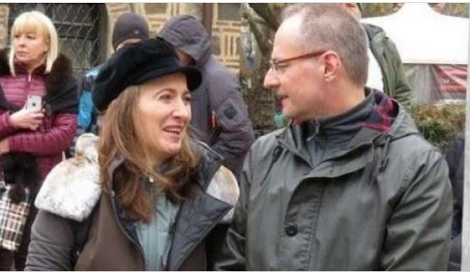 Съпругата на Лозан Панов с открито писмо до представляващия ВСС Боян Магдалинчев