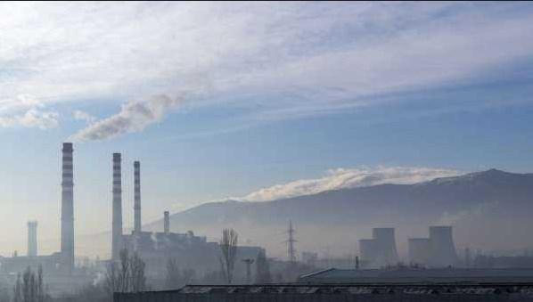 Дишаме опасен въздух в София!
