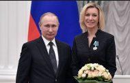 Мария Захарова се подигра на САЩ с пост във Фейсбук!