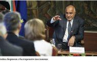 Борисов: Бяхме лоялни до глупост на ЕС, когато спряхме Южен поток