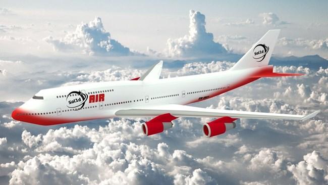 Трябва да знаем, че когато летим с пътнически самолет, навън е -57 градуса.