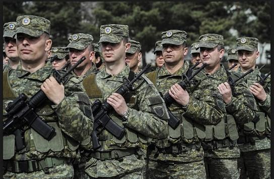 Косово опасно създава собствена армия!
