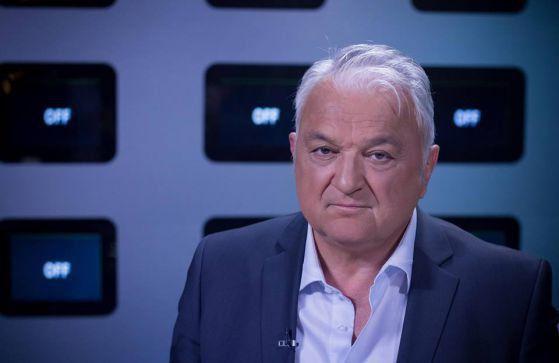 "Сашо Диков нарече премиера Борисов ""страхливец""."