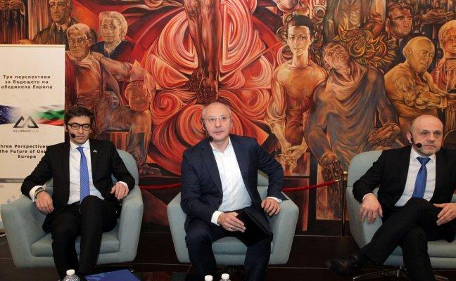 Томислав Дончев: Eвропа страда от дефицит на глобална цел
