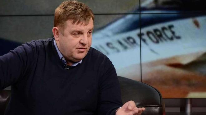 Каракачанов пак заплашва ГЕРБ с оставка!