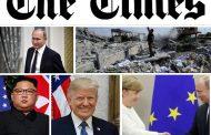 """""""Таймс"""" алармира Европа, че трябва да се притеснява!"""