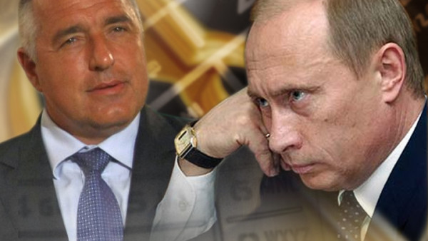 """Независимая газета"" уличи премиера Борисов за ликвидатор на българо – руските енергийни проекти."