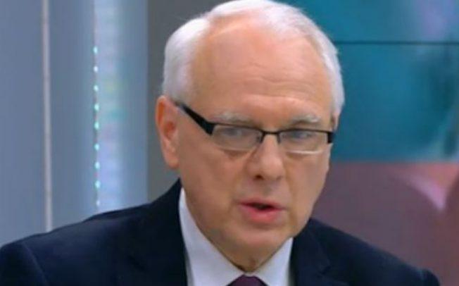 Велизар Енчев: Кога ли ще стигнем сърбите?