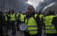 Жълтите жилетки блокираха сграда на Гугъл в Белгия!
