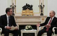 """Вучич подарява кученце на Путин. Руският президент му връчи орден """"Александър Невски"""". А България и Борисов?!"""