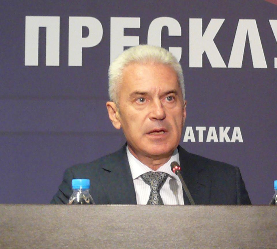 Волен Сидеров: Решението за смяна на ръководството на Парламентарната група на Обединени патриоти е юридически нелигитимно