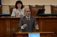 Цветанов срещу президента от народната трибуна: Президентът провокира омраза!