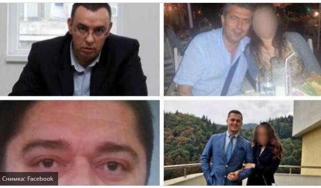 Арестуваните полицаи от 4 РПУ в София (Снимки)