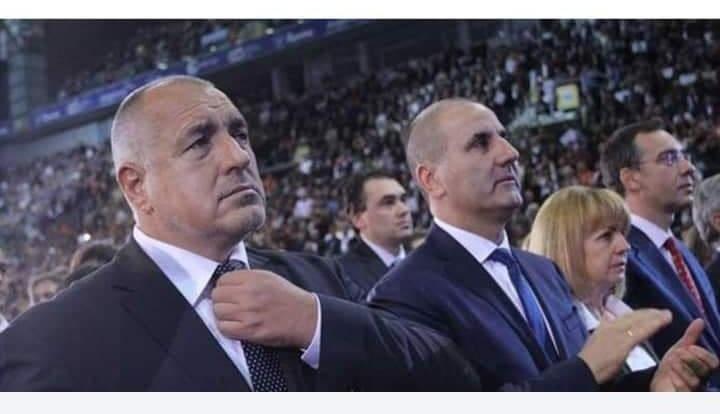 Борисов в НДК нахока, заплаши и нахъса партията си за избори!
