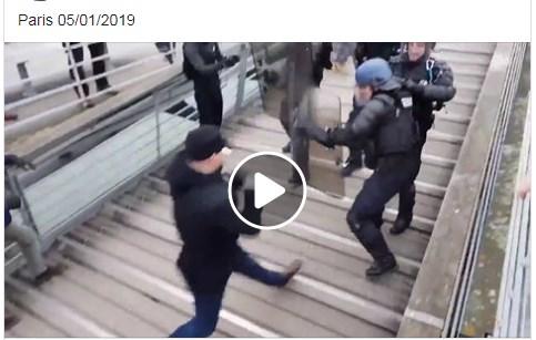 Ето какво се случва когато властимащите прекалят! Париж нагледно!