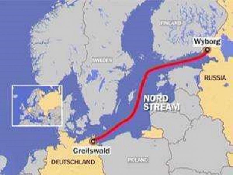 """Германия притеснена! САЩ заплашват със санкции всички изпълнители на """"Северен поток 2"""""""