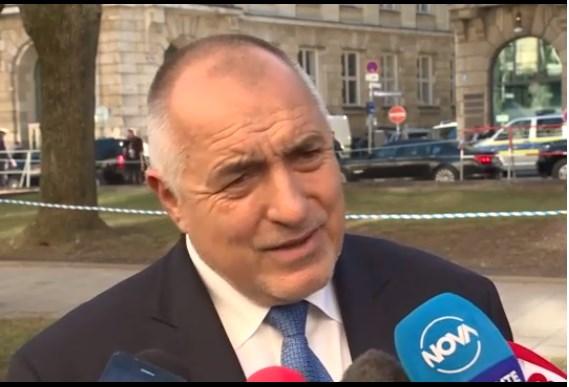 """Премиерът Бойко Борисов: """"Младежи като Кристиян да дойдат да работят при мен!"""""""