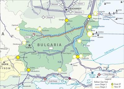 """САЩ, през Испания с разкритията за къщата в Барселона, напомня на Борисов, че трябва да спре газовата тръба от """" Турски поток """" през България."""