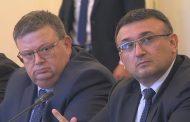 Мистериозна среща на Цацаров и главния секретар на МВР Маринов разбуни духовете!