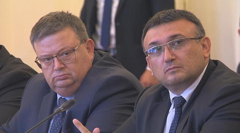 В ДАНС се проведе среща във връзка с предоставяне на информация по искане на главния прокурор
