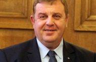 Лъсна предизборният блъф на Каракачанов за Северна Македония.