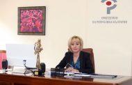 Мая Манолова: Аз съм омбудсман завинаги! Борисов го е страх от гражданско обединение