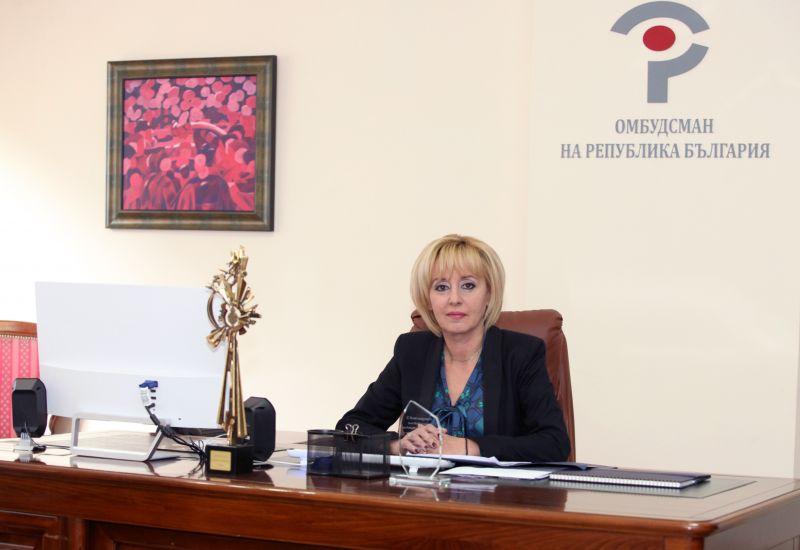 Омбудсманът Мая Манолова: Някои много се страхува да не се кандидатирам за кмет!