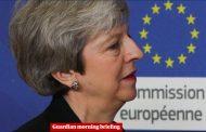 Тереза Мей подава оставка преди следващата фаза на Brexit