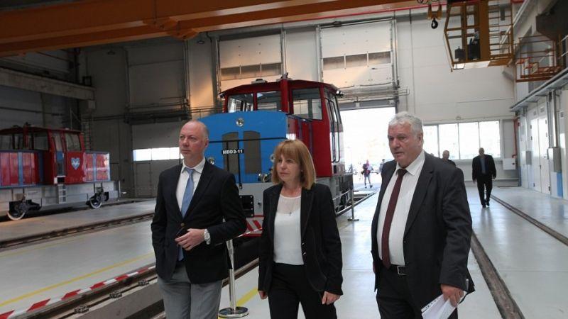 Тестват през април новата линия на метрото между Красно село и бул. България