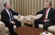Президентът Румен Радев се срещна с американския посланик Рубин в България.