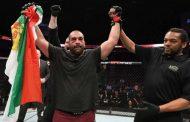 Благой Иванов – Багата побеждава за пръв път в UFC, най-якото в ММА