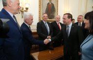 """Сидеров след Медведев: Този път да не допуснем външен пръст да спре газовия поток и АЕЦ """"Белене"""""""