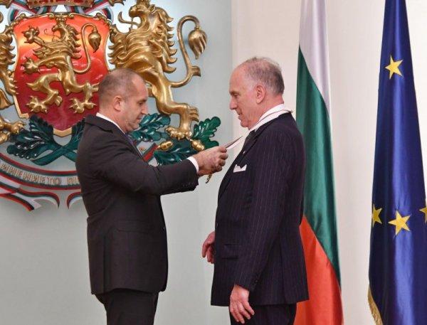 """Румен Радев: """"Спасяването на българските евреи е вдъхновяващ пример"""""""